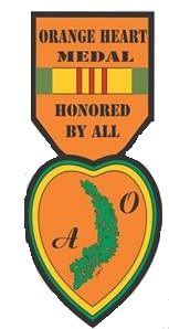 Orange Heart Medal Foundation